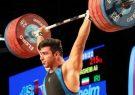 علی هاشمی وزنهبردار ایلامی صاحب یک طلا و یک برنز در مسابقات قهرمانی آسیا شد