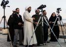 استقرار پنج گروه استهلال ماه شوال در ایلام