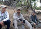 گزارش تصویری/پاکسازی ارتفاعات ایلام از گیاه نیمه انگلی لورانتوس توسط امام جمعه ایلام