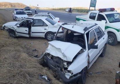 ۴۲ درصد از تصادفات برون شهری ایلام ناشی از سرعت غیرمجاز است