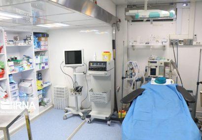 ۱۵ میلیارد تجهیزات پزشکی به مرکز بهداشتی سیروان اهدا شد