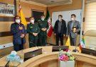 نقش اعضای بسیج در برنامه های عملیاتی و اجرایی شرکت گاز استان پررنگ است