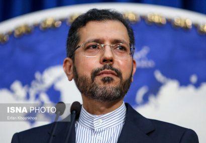 توضیحات سخنگوی وزارت امور خارجه در مورد آزادی نفتکش کرهای