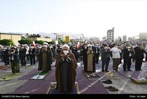 نماز عید سعید فطر در شهر ایلام اقامه شد